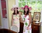 Derby Hostess Michele King & KT