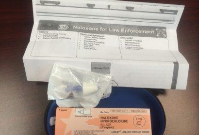 Chapel Hill Police To Carry Naloxone Kits