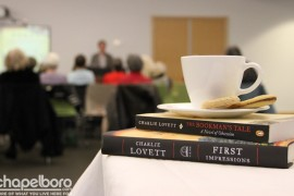 See you at the next Meet the Author Tea!