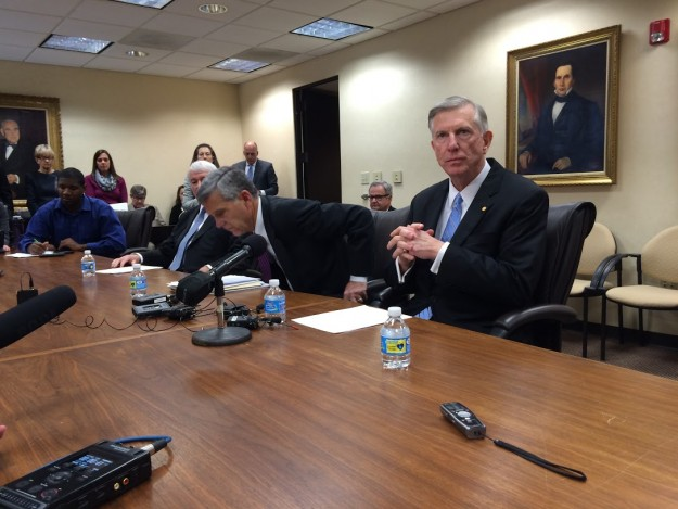 UNC President Tom Ross Ousted By BOG