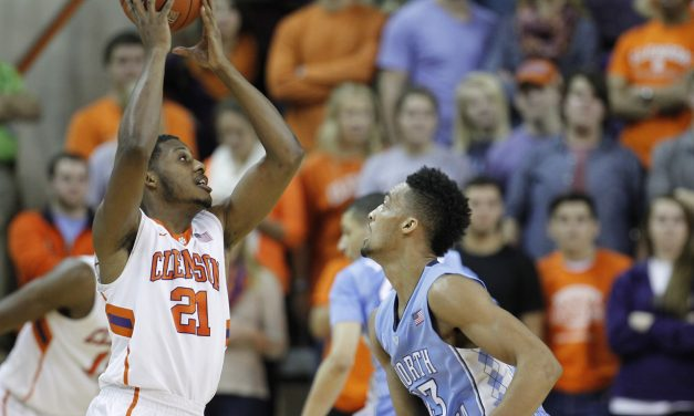 Tar Heels Crush Clemson 74-50 To Win ACC Opener