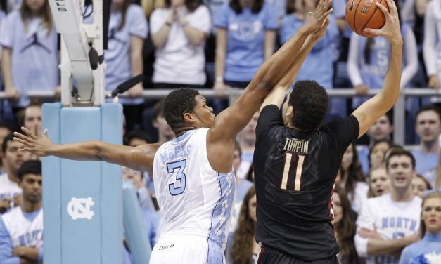 Gritty Tar Heels Conquer Improving Seminoles