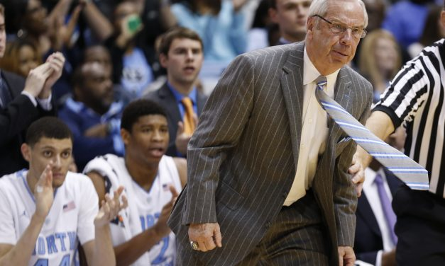 Reeling Tar Heels Usher In Duke Week Licking Wounds