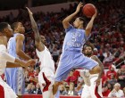Paige and the Tar Heels tamed the Wolfpack Wednesday night (Todd Melet)