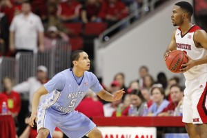 Marcus Paige helped his coach's appetite return with his play Wednesday (Todd Melet)