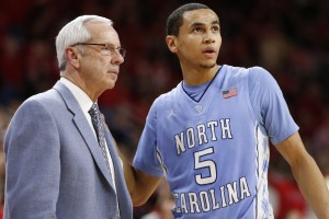 Marcus Paige and Roy Williams continued their dominance over their rivals (Todd Melet)