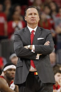 Coach Mark Gottfried looks to return NC State to its glory days (Todd Melet)