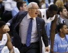 An animated Roy Williams (Todd Melet)