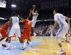 Tar Heels have been clicking on offense in recent weeks (Todd Melet)