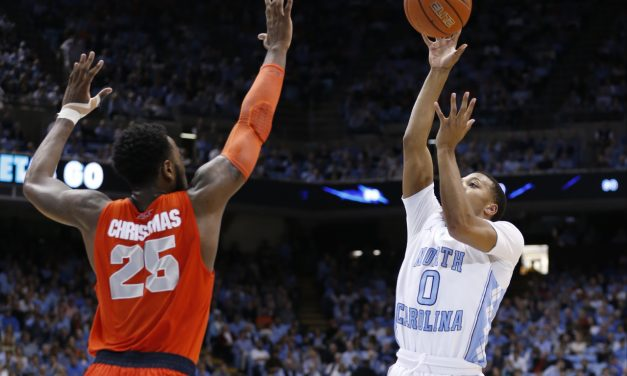 Tar Heel Take: Syracuse