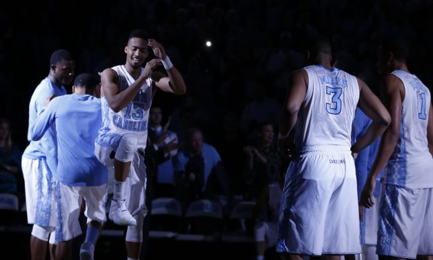 The Whole Clique's Clickin' for UNC
