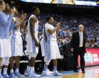 UNC got a variety of contributions to earn victory (Todd Melet)