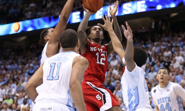 Tar Heels Fall To Wolfpack With Historically Poor Offense