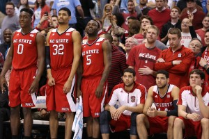 N.C. State grabbed a milestone victory (Todd Melet)