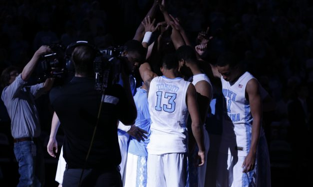 Rested, Fresh Tar Heels Head To 'Oakland Zoo' To Tame Panthers