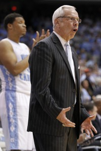 Roy Williams reacts to a play (Todd Melet)