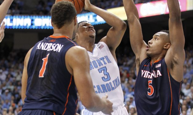 Tar Heel Take: Virginia
