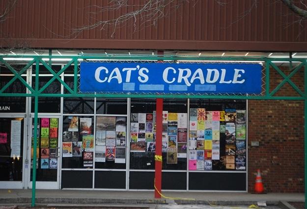 Cat S Cradle Venue