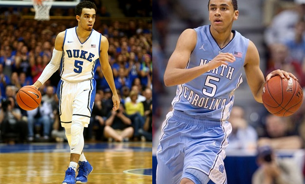 UNC-Duke: On Point
