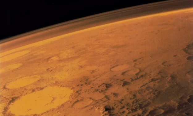 Life on Mars? It's All About That Methane