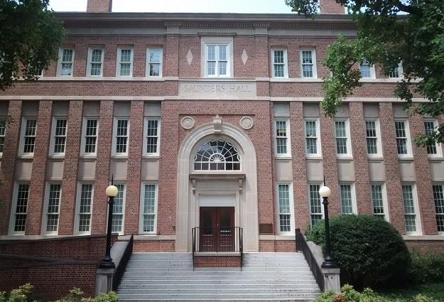 Saunders Hall to be Renamed Carolina Hall