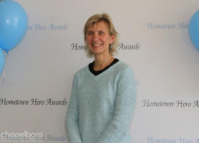 Susan Romaine: Hometown Hero