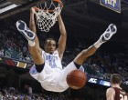 Brice Johnson and the Tar Heels will be hoping for explosive plays Thursday (Todd Melet)