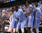 Tar Heels will face tough competition this week in LA (Todd Melet)