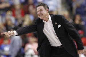 Rick Pitino couldn't come up with the answers (Todd Melet)