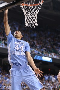 Justin Jackson came up big Thursday night (Todd Melet)