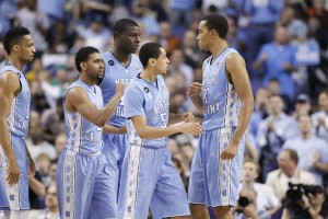 The Tar Heels will be hoping for a deep push in the NCAA Tournament (Todd Melet)