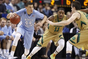 Justin Jackson on the dribble (Todd Melet)