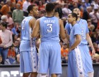 The Tar Heels will need to play more consistent Saturday night (Todd Melet)