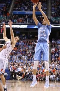 Justin Jackson shot the lights out of the ball (Todd Melet)