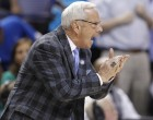 Roy Williams will be fired up Thursday night (Todd Melet)