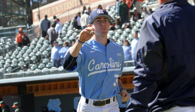 UNC Clobbers Pittsburgh Behind Miller's First Home Run