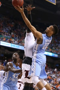 Tokoto played well with four fouls late in the game (Todd Melet)