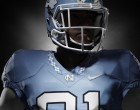 The new 2015 UNC Football Nike uniform (UNC Athletics)
