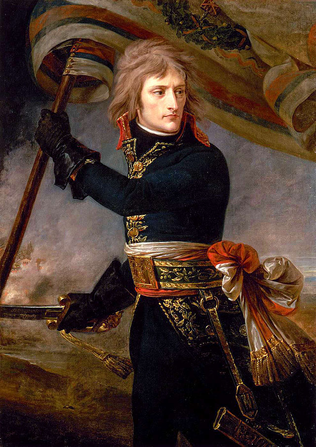 640px-1801_Antoine-Jean_Gros_-_Bonaparte_on_the_Bridge_at_Arcole