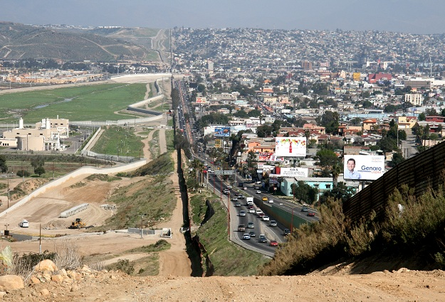 North Carolina And The U.S. – Mexico border