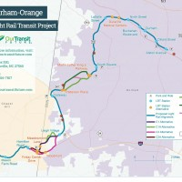 Durham Orange Light Rail Project