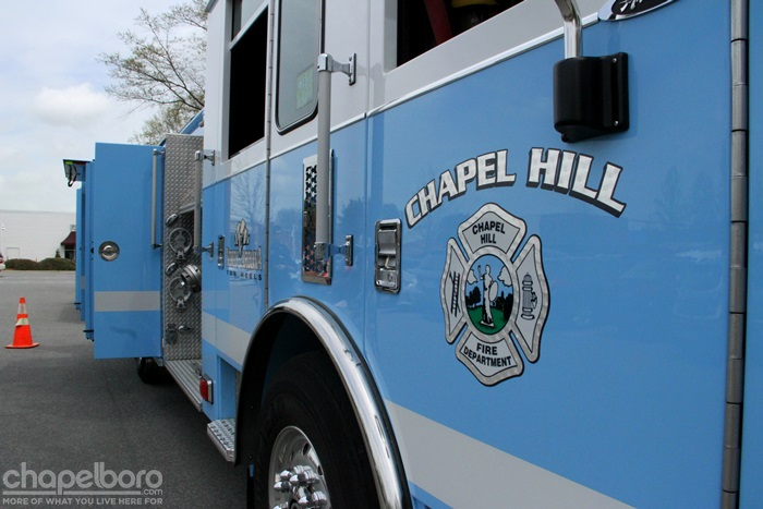 Fire Damages Downtown Chapel Hill Restaurant
