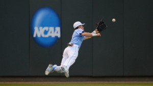 The UNC pitchers have gotten plenty of help from great defensive play during their recent run of success. (UNC Athletics)