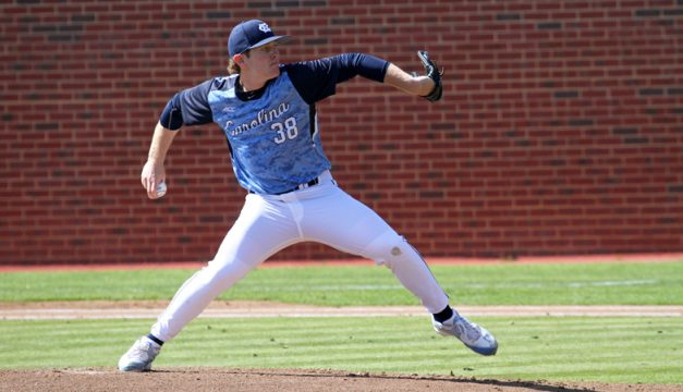 Bukauskas Nearly Unhittable As Tar Heels Win 8-0