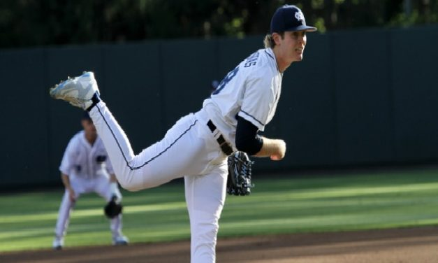 Bukauskas Silences the Eagles, Wins Series for UNC
