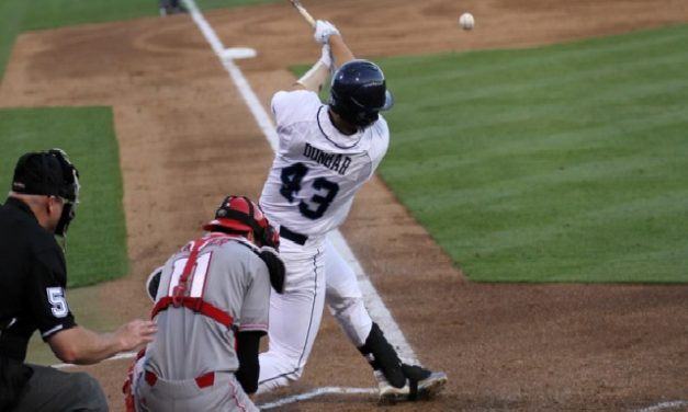 Mother Nature Shortens UNC Baseball's Win Over High Point