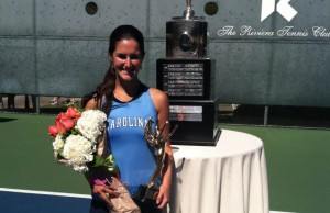 Jamie Loeb is one of the premier college players in the nation (UNC Athletics)