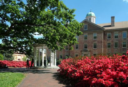 UNC Hits Record Number Of Early Action Enrollments
