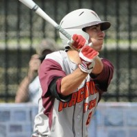 Virginia Tech senior Alex Perez had a huge night against UNC, going 2-4 with a home run, a double, and two RBI. (Virginia Tech Athletics)