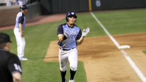 Tyler Ramirez is 8-14 with seven RBI over the last three games for UNC, all victories. (UNC Athletics)